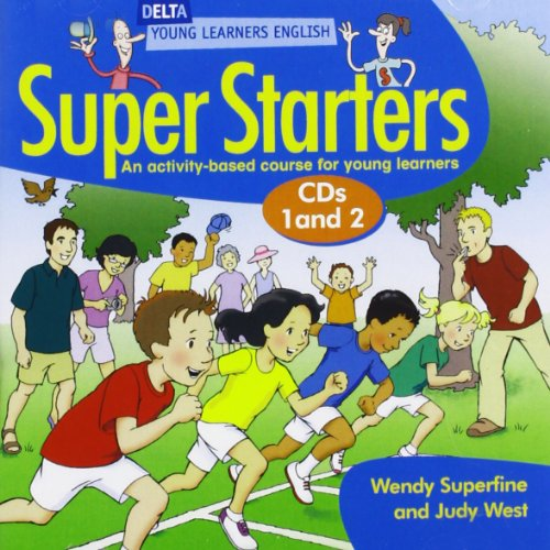 9781905085040: Super Starters Class Audio Pack: An Activity-based Course for Young Learners