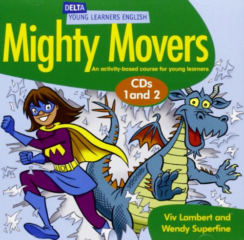 9781905085088: Mighty Movers Audio CDs (Delta Young Learners English)