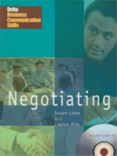 9781905085132: DBC:NEGOTIATING (Delta Business Communication Skills)