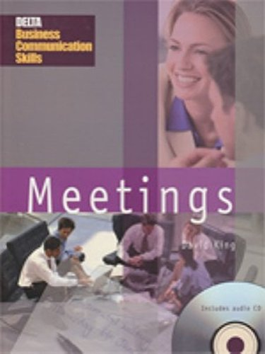9781905085187: DBC:MEETINGS (Delta Business Communication Skills)