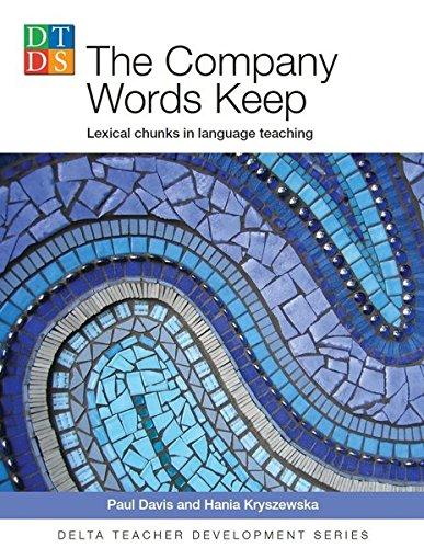 9781905085200: Delta Tch Dev: Company Words Keep (Delta Teacher Development)