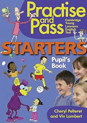9781905085361: PRAC & PASS STARTERS PUPILS BOOK