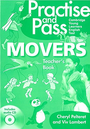 9781905085408: Practise & Pass Mover Teachers Book