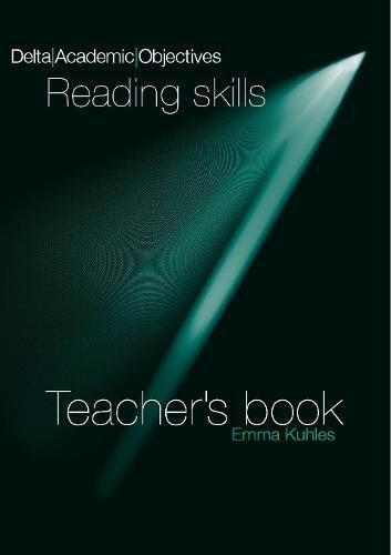9781905085576: Delta Academic Objectives: Reading Skills Teachers Book