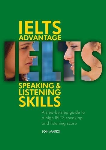 IELTS Advantage: Speaking & Listening Skills: Marks, Jon