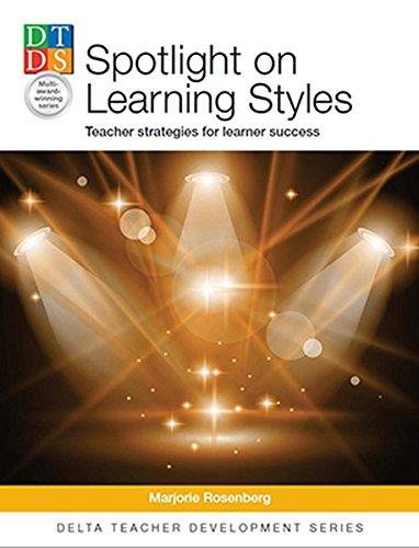 Spotlight on Learning Styles: Marjorie Rosenberg