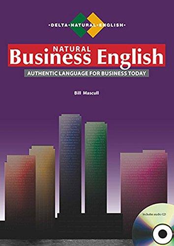 9781905085729: DELTA NATURAL BUSINESS ENGLISH