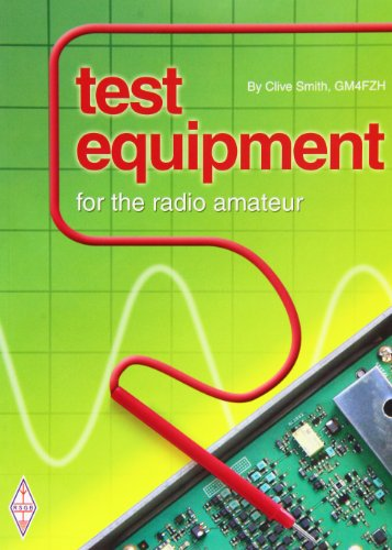 9781905086726: Test Equipment for the Radio Amateur