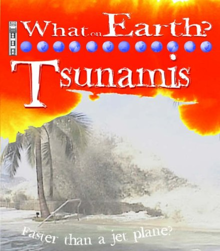 9781905087327: Tsunamis (What on Earth)
