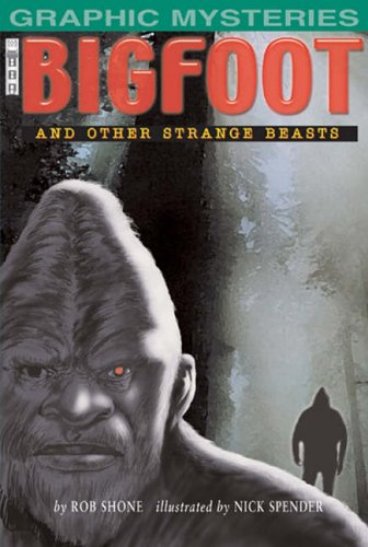 9781905087655: Bigfoot: And Other Strange Beasts (Graphic Mysteries)