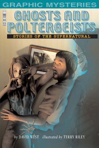 9781905087808: Ghosts and Poltergeists: Stories of the Supernatural (Graphic Mysteries)