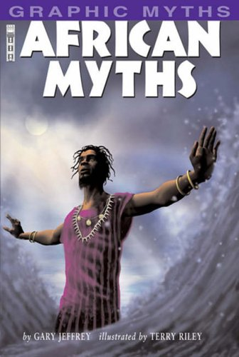 9781905087860: African Myths (Graphic Myths) (Graphic Myths)