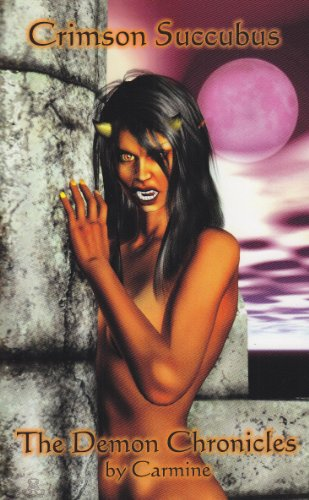 9781905091140: Crimson Succubus - The Demon Chronicles