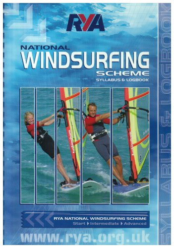 9781905104468: RYA National Windsurfing Scheme Syllabus and Logbook