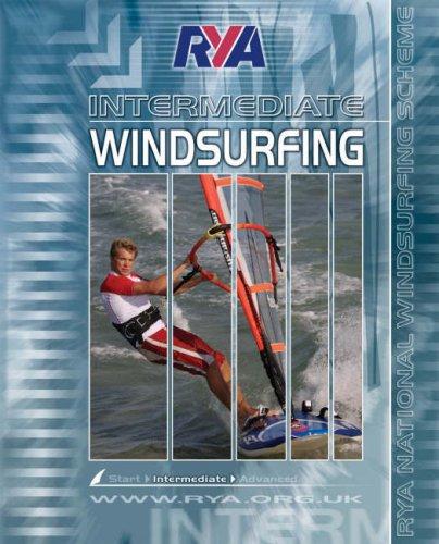 9781905104581: RYA Intermediate Windsurfing