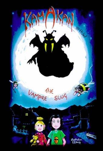 9781905108350: Kamakan: The Vampire Slug
