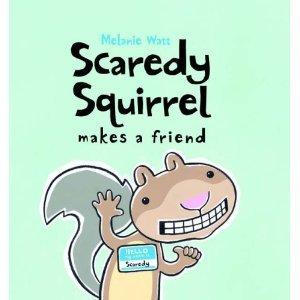 9781905117659: Scaredy Squirrel Makes a Friend: 0