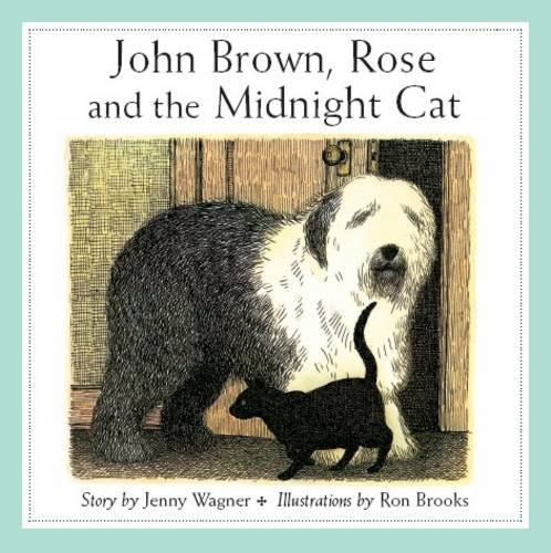 John Brown, Rose and the Midnight Cat (1905117965) by Jenny Wagner