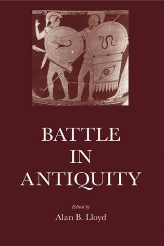 9781905125272: Battle in Antiquity