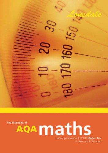 9781905129126: Essentials of GCSE AQA Maths