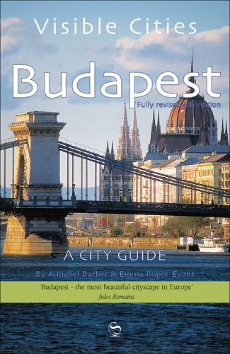 9781905131167: Visible Cities Budapest (Blue Guides Visible Cities)