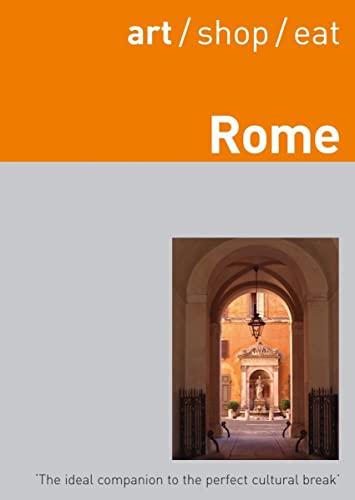 9781905131204: art/shop/eat Rome, Second Edition