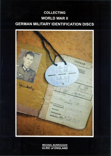 Collecting World War II German Military Identification Discs: Collecting Germ.: Ulric of England