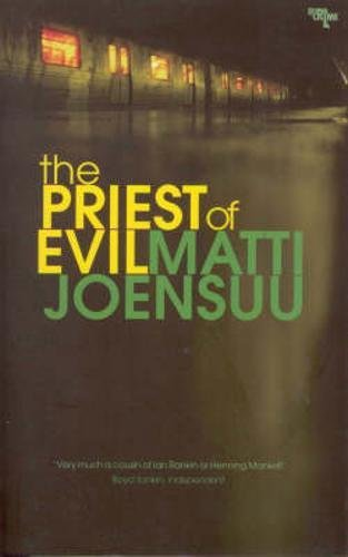 9781905147755: The Priest of Evil: A Case for Detective Harjunpaa
