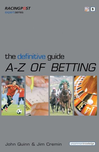 "9781905153633: The Definitive Guide: A-Z of Betting (""Racing Post"" Expert Series)"
