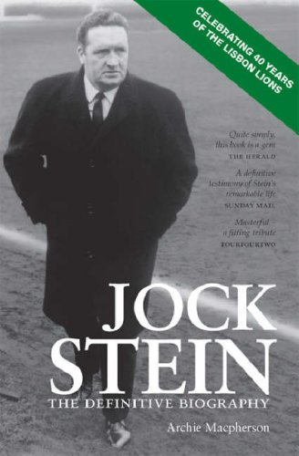 9781905156375: Jock Stein: The Definitive Biography
