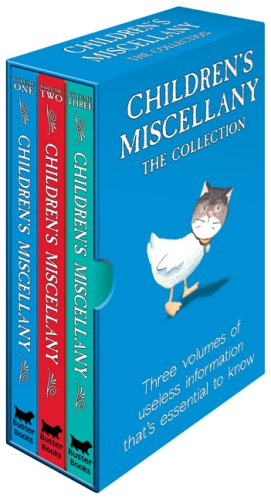 9781905158508: Children's Miscellany: The Collection: v. 1-3 (Buster Books)