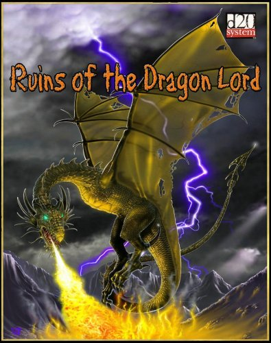 D20: Ruins Of The Dragonlord: Alvarez, J.