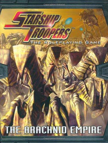 Starship Troopers RPG: The Arachnid Empire: Alvarez, J. C.