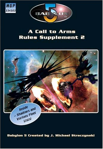 9781905176304: Babylon 5: Supplement 2: A Call to Arms Rules