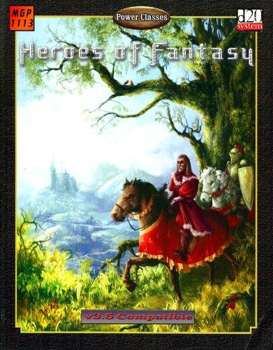 9781905176595: D20 Heroes of Fantasy