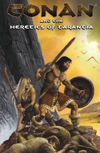 9781905176977: Conan: Heretics Of Tarantia (Conan Series)