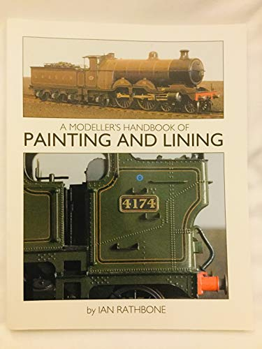 9781905184545: A Modeller's Handbook of Painting and Lining