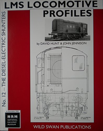 LMS Locomotive Profile: The Diesel-Electric Shunters