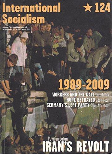9781905192588: International Socialism (1989-2009)