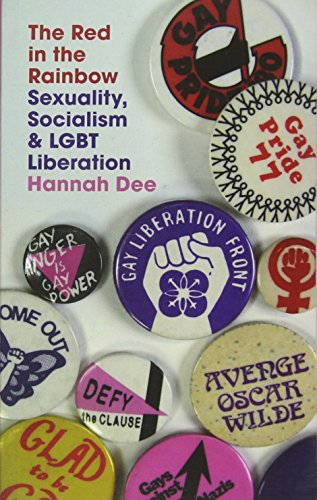 9781905192700: The Red in the Rainbow: Sexuality, Socialism and Lgbt Liberation