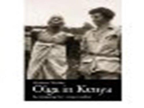 9781905203741: Olga in Kenya: Repressing the Irrepressible