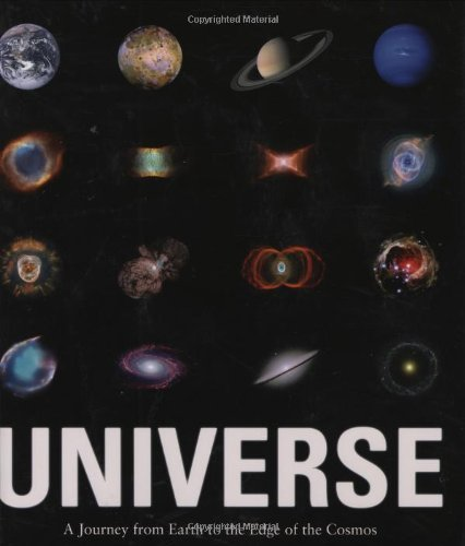 9781905204007: Universe: A Journey from Earth to the Edge of the Cosmos
