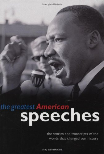 The Greatest American Speeches: The Stories and: Book Sales Inc