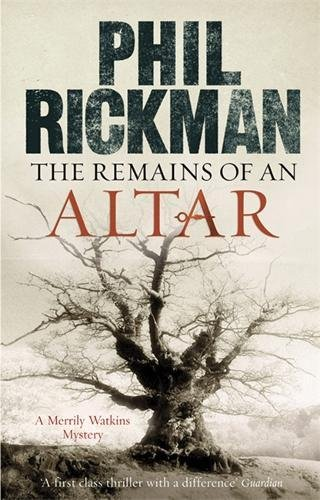 9781905204519: The Remains of an Altar (Merrily Watkins 8)