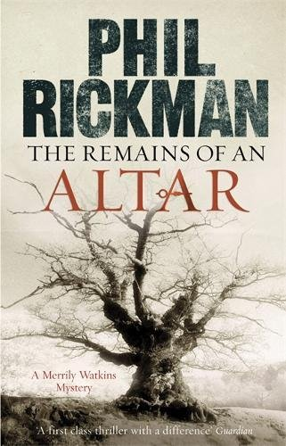 9781905204526: The Remains of an Altar (A Merrily Watkins Mystery)