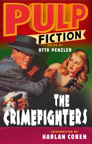 9781905204564: Pulp Fiction: The Crimefighters