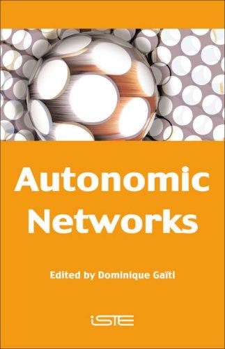 9781905209439: Autonomic Networks