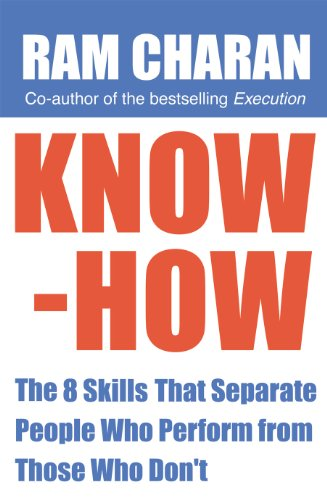 9781905211241: Know-How: The 8 Skills that Separate People who Perform From Those Who Don't