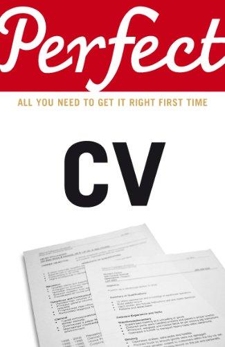 9781905211739: Perfect CV