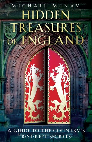 9781905211838: Hidden Treasures of England: A Guide to the Country's Best-kept Secrets